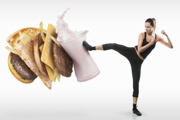 No crazy diets