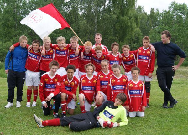 Fotballaget fart team