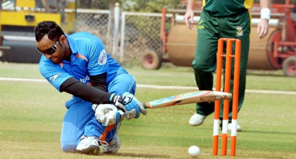 India Blind cricket