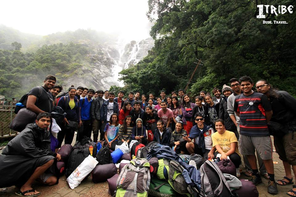 Trekking crew from One tribe india