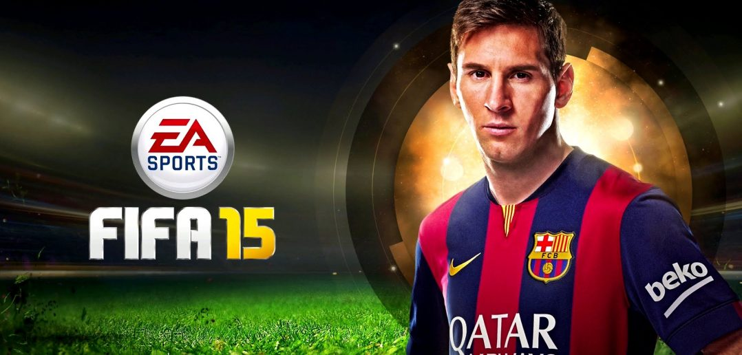 fifa 15 video game
