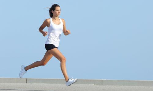 running increases stamina