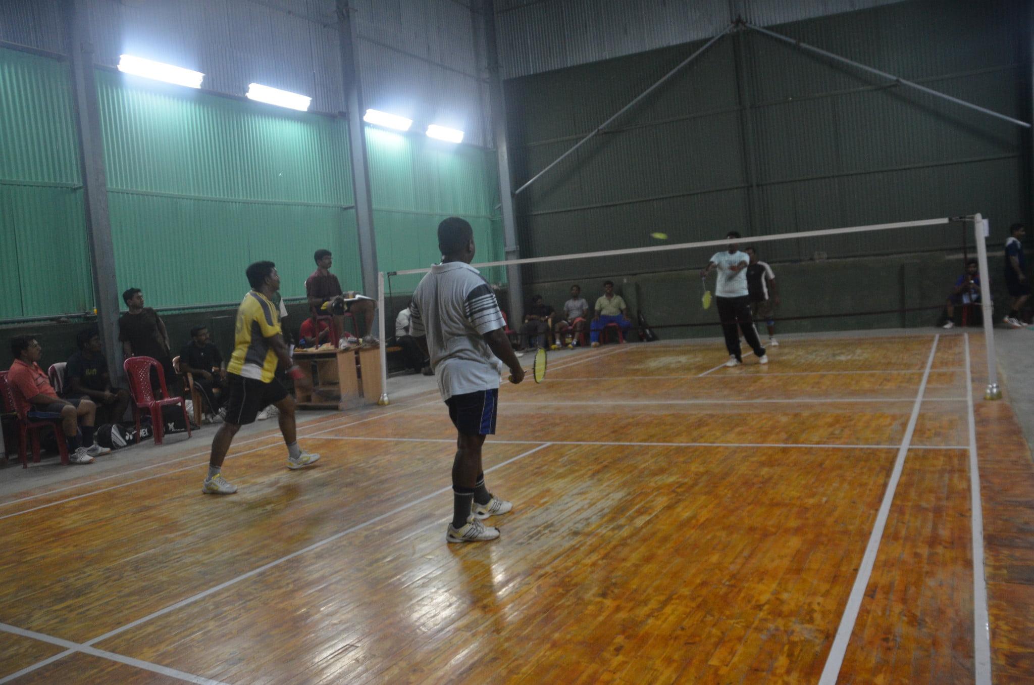 Elite Badminton Club