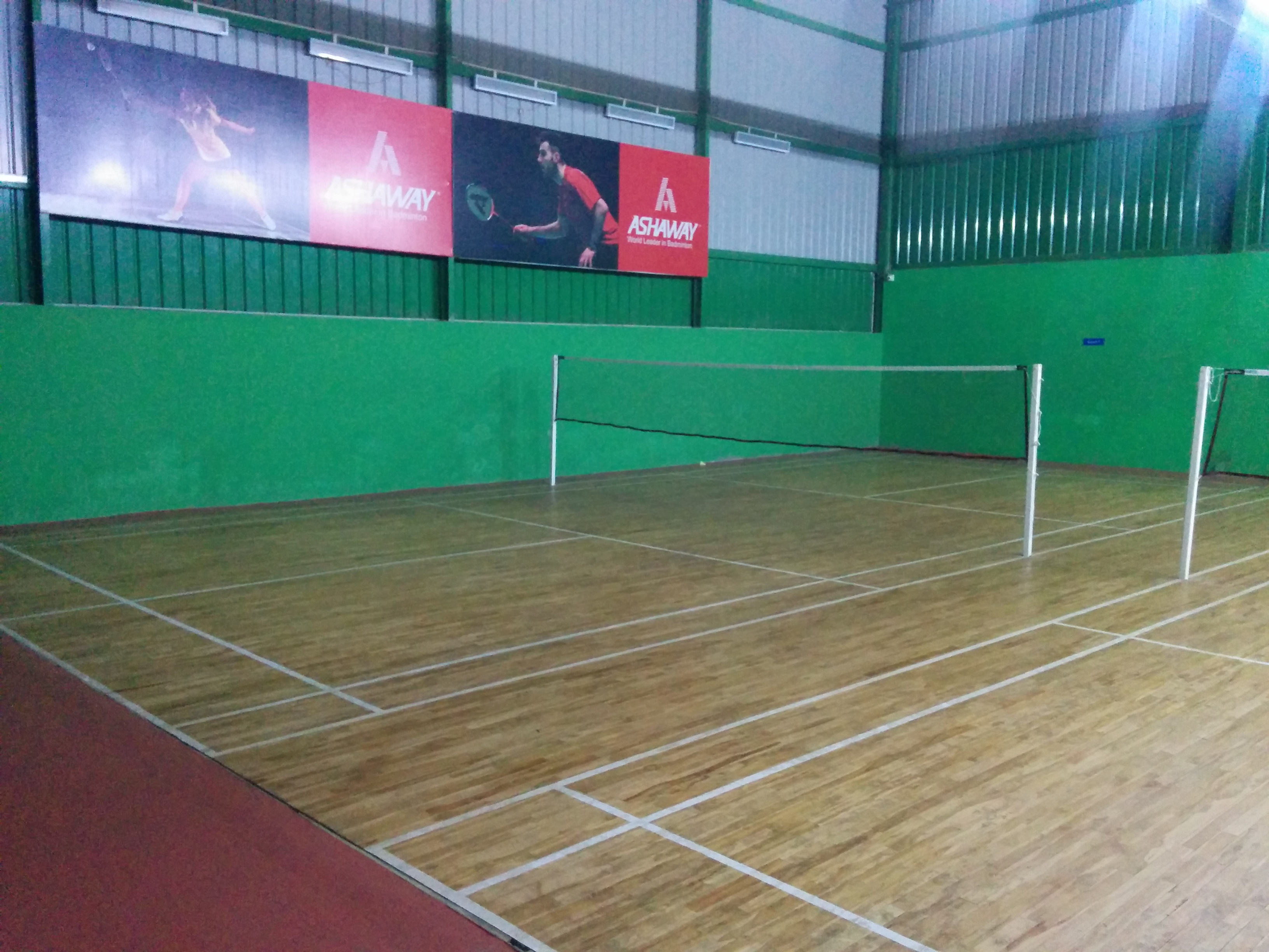 Feathers Badminton Academy