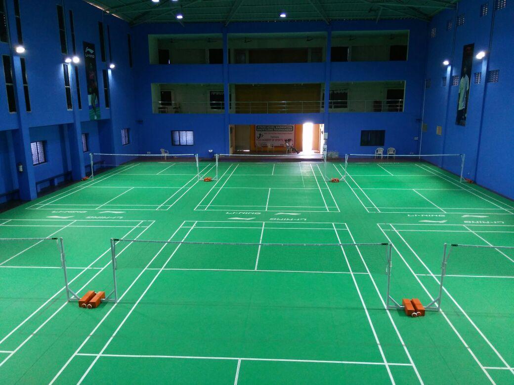 Flux Badminton Academy