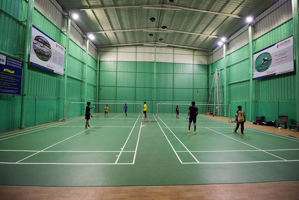 Pallikaranai Badminton Club