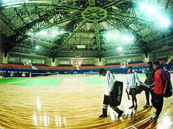 Saroornagar Indoor Stadium0