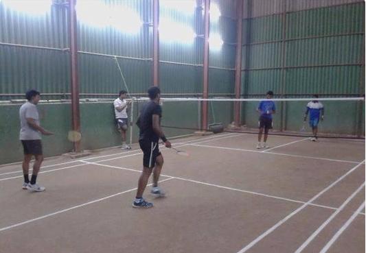 Sasha Badminton Academy