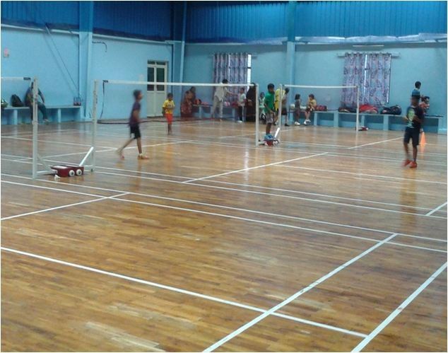 Spardha Badminton Academy