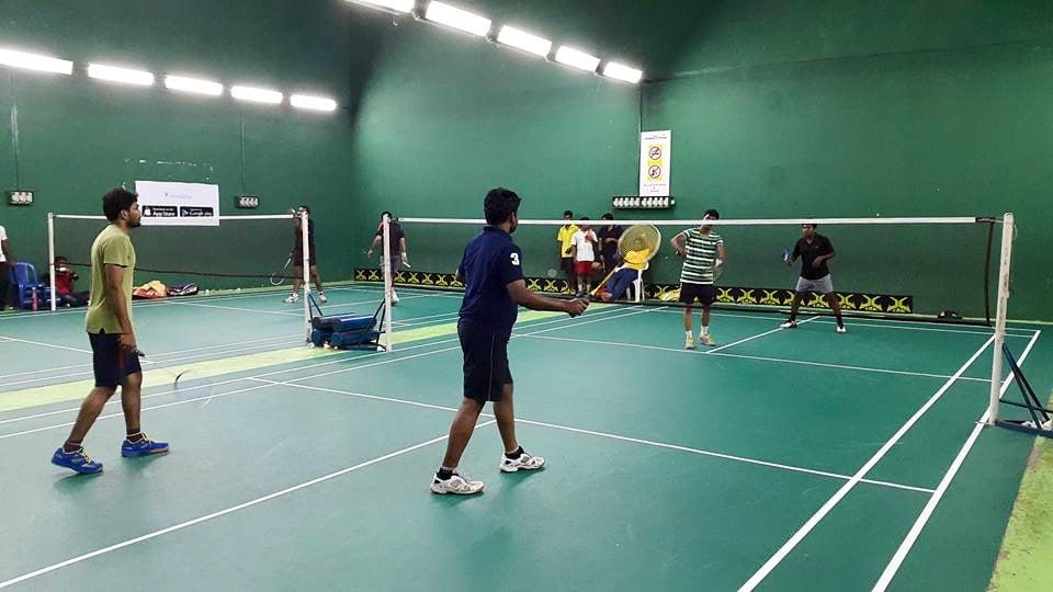 Tejesh Sports Academy