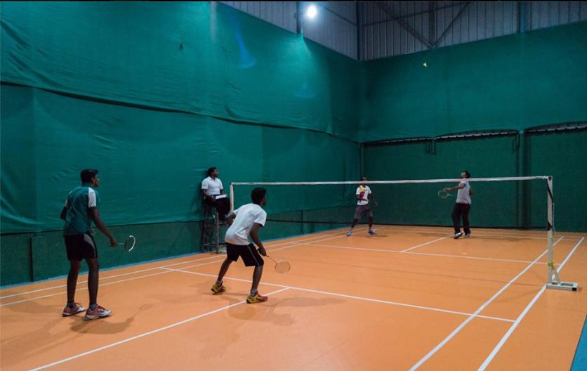 White Feather Badminton Club