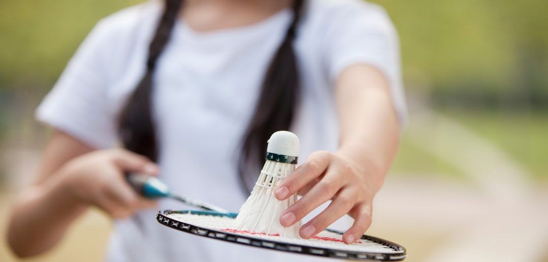 badminton is a sport for all the age groups