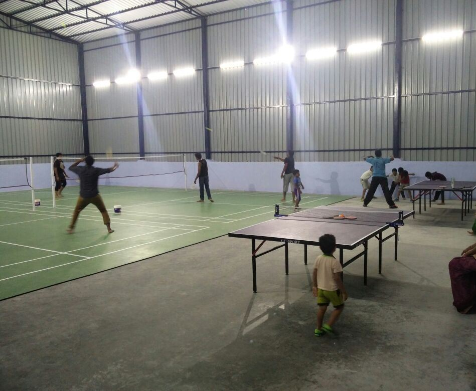 bounce smashers sports academy