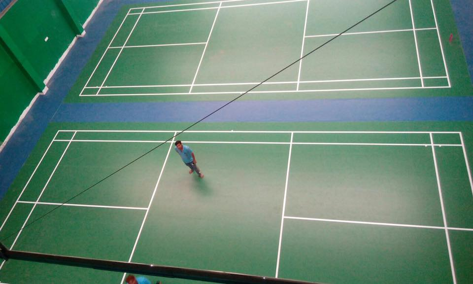 manikonda badminton hyderabad