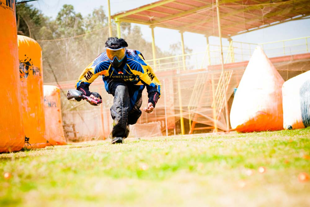 paintball at play arena