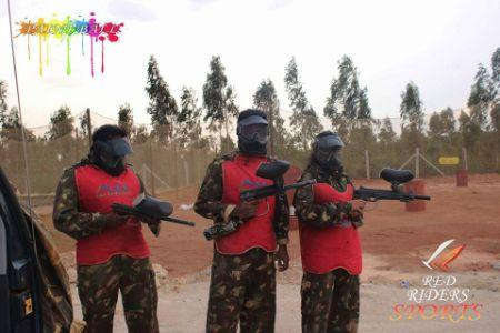paintball at red rider sports