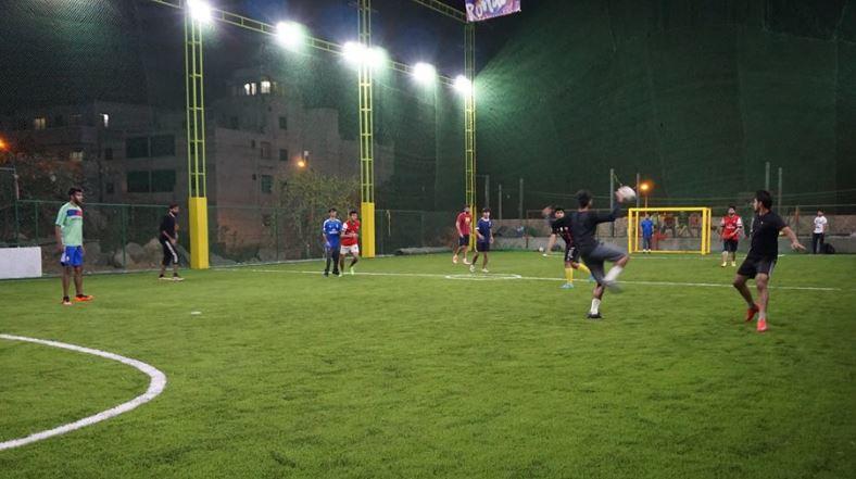 rampage football