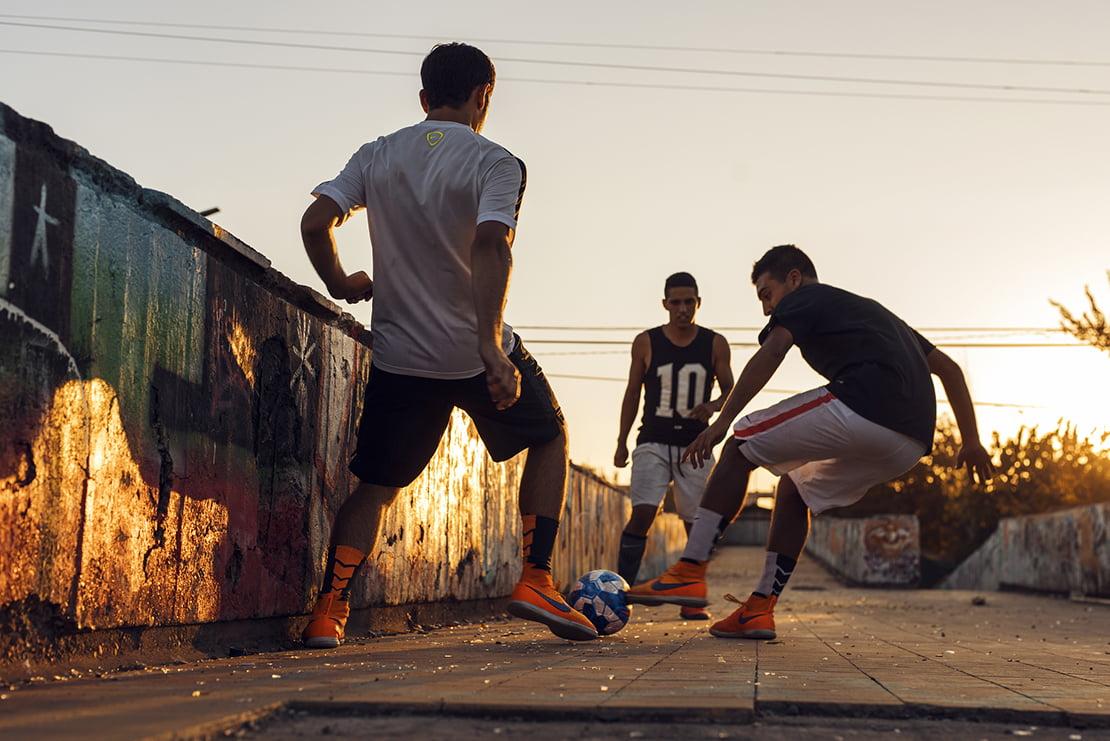 street football by nike