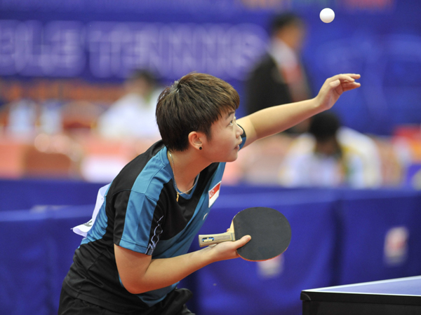 3 strange table tennis rules that you had no idea about - Serving in table tennis rules ...