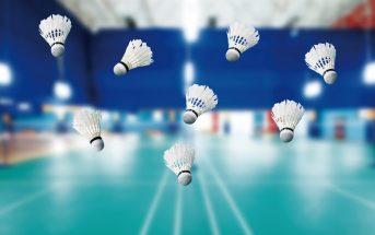 badminton courts dubai