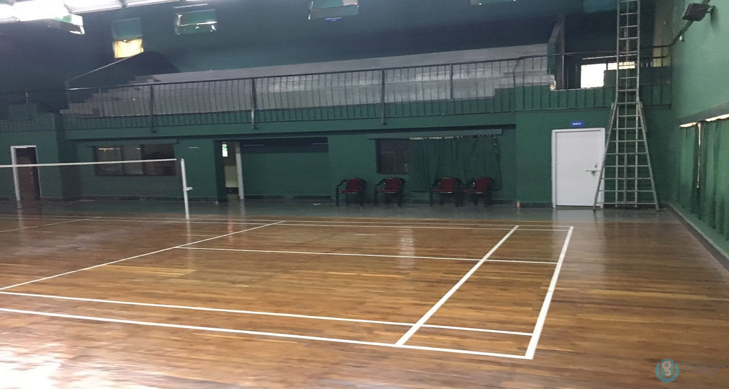 dhume badminton hall