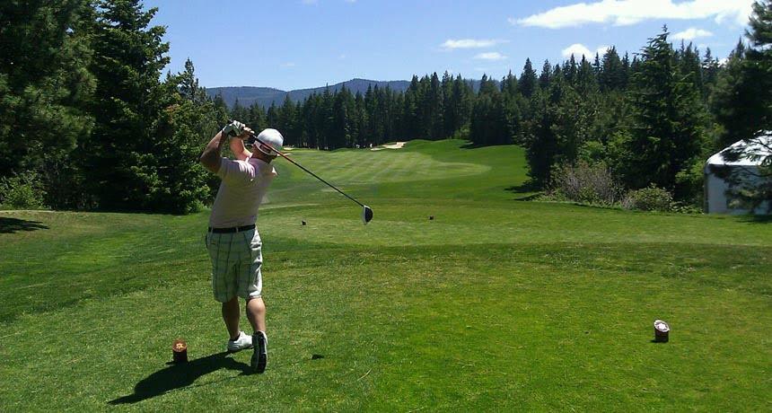 golf helps in mental health