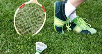 non marking badminton shoes