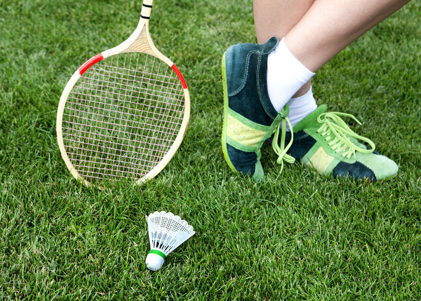 What Is A Non Marking Shoe In Badminton