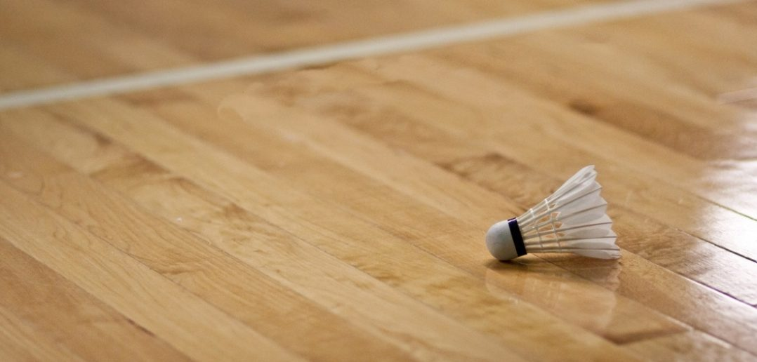 types of badminton courts