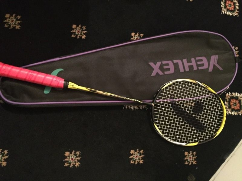 yehlex badminton rackets