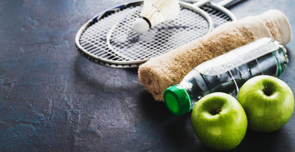 badminton diet