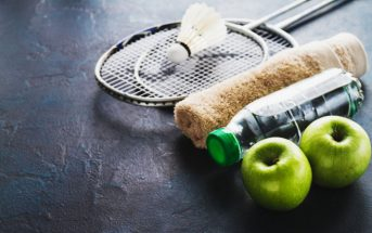 badminton diet