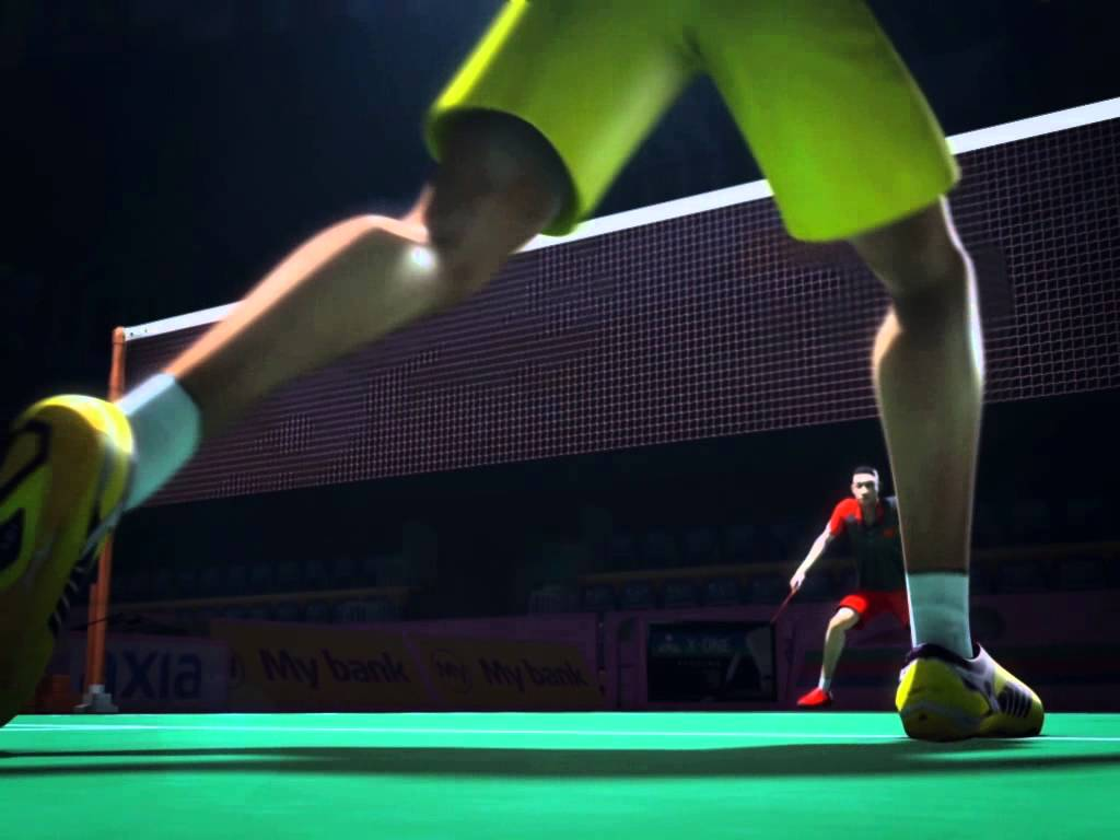 badminton footwork hd