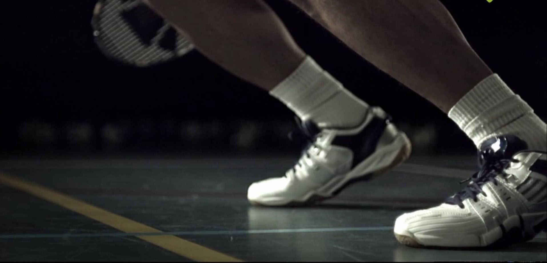 badminton footwork wallpaper