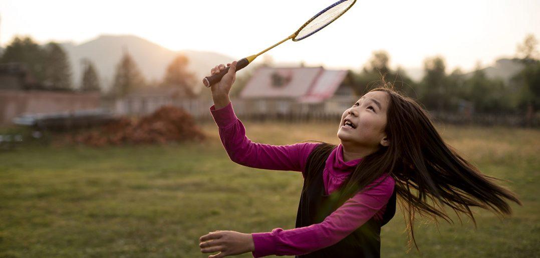 badminton for mental health