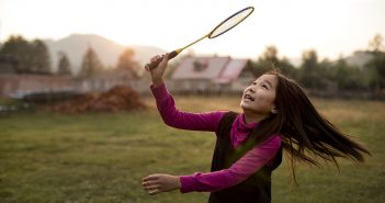 badminton for mental health