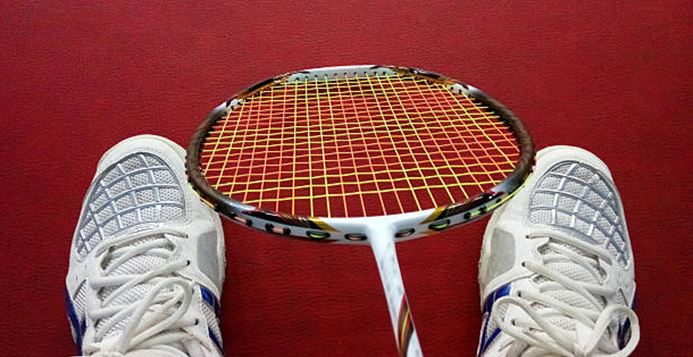 badminton gears