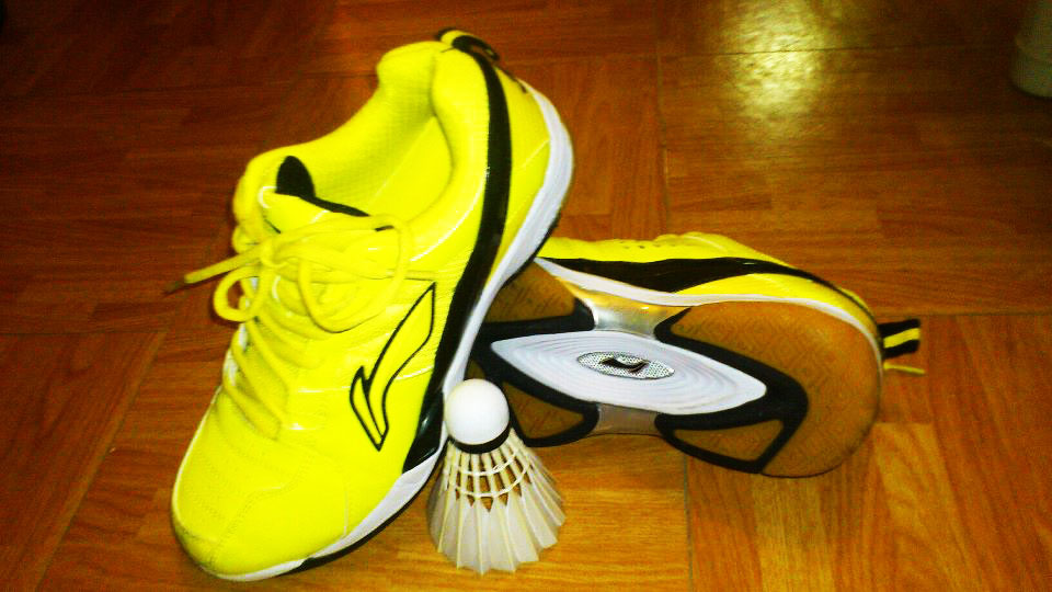 Types Of Non Marking Badminton Shoes