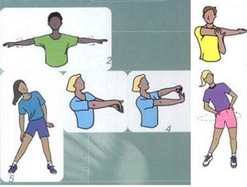 badminton warm ups