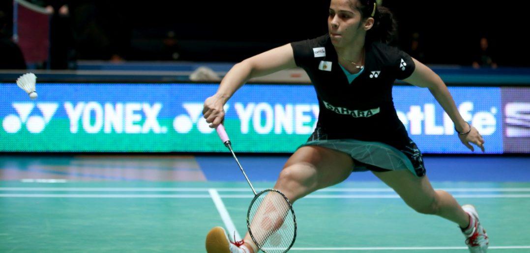 saina nehwal stretch shot