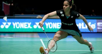 saina nehwal stretch shot