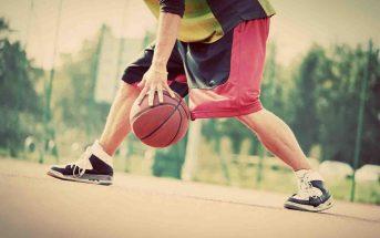 basketball dribbling wallpaper