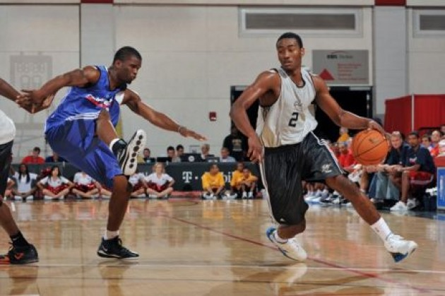 basketball footwork