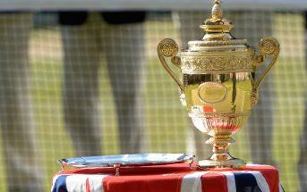 Wimbledon trophy