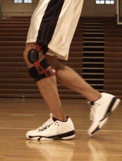knee cap basketball