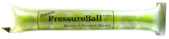 pressurized tennis balls