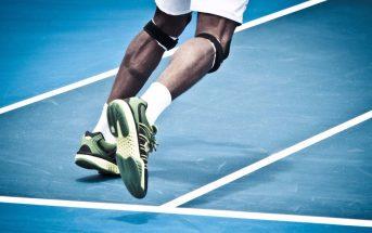 tennis footwork