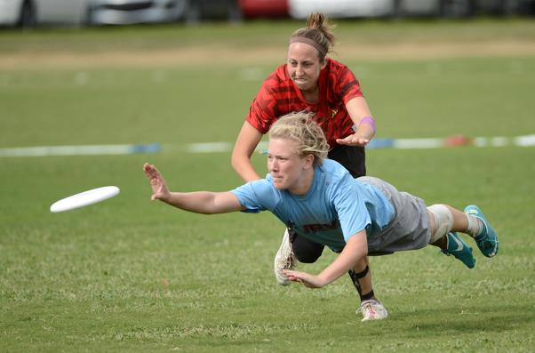 2012 USA Ultimate Club Championships Saturday Action