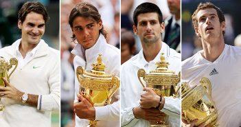 tennis big four