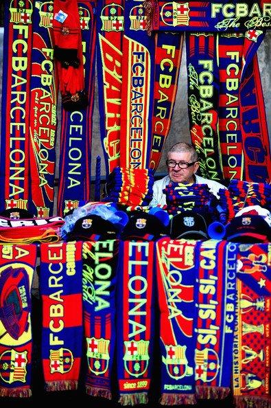 fc barcelona merchandise